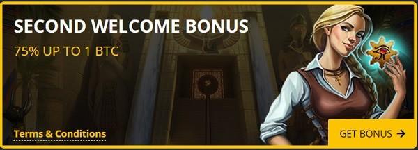 2nd deposit bonus