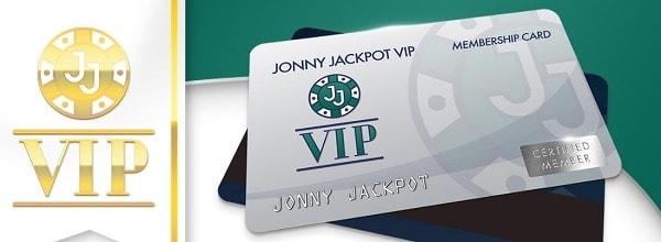 Jonny Jackpot Casino VIP and Rewards