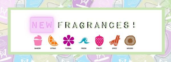 New Scentsy Fragrances Spring 2021