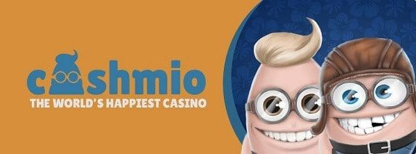 Cashmio The World's Happiest Casino Online