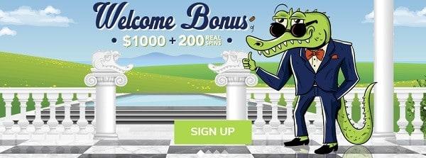 House of Jack Casino 200 free spins bonus
