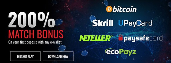 Casino Extreme deposit and withdrawal