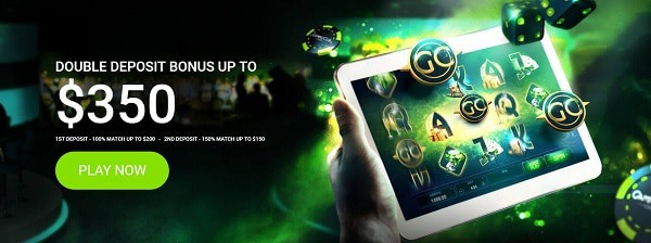 Gaming Club Casino welcome offer