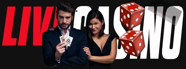 Play Live Casino at Spin Rider