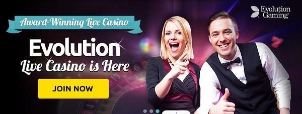 Spin Station Live Casino