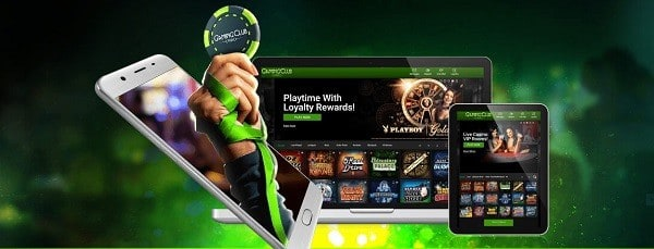 Gaming Club Casino mobile games