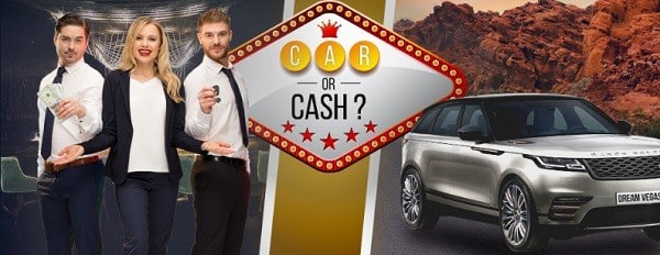 Win Cash and Cars!