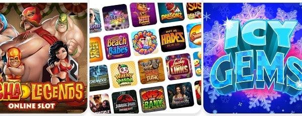 Spin Casino Slot Machines