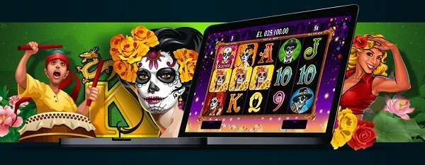 Play 30 free rounds on Microgaming slots