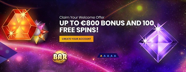 Casiplay welcome bonus