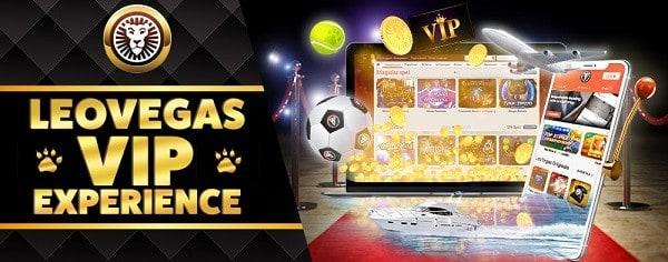 Leo Vegas Casino Vegas Experience
