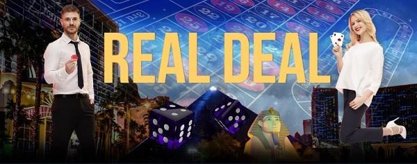 Dream Vegas Casino exclusive offers
