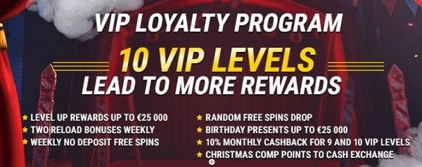 Fastpay VIP Program