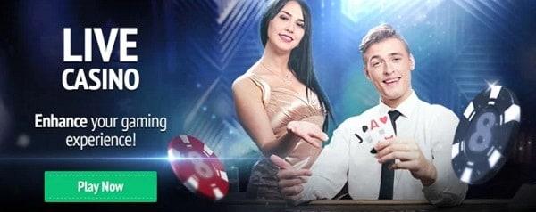 Lucky 8 Live Casino