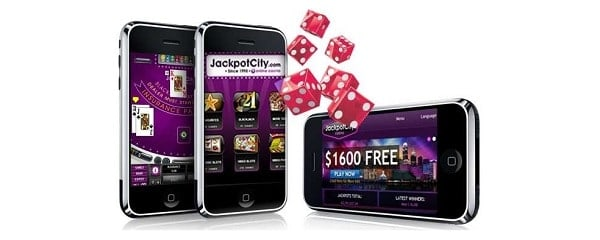 JackpotCity no download needed