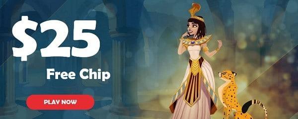 Free Chip Casino Bonus