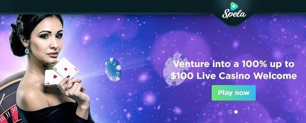Spela Live Dealer