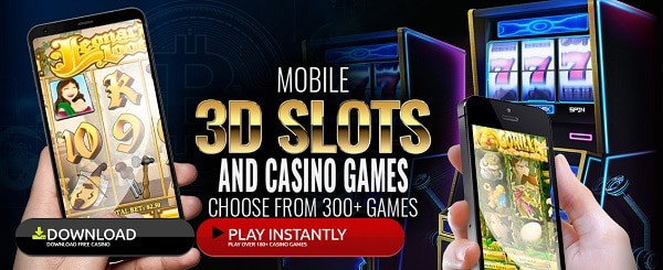 3D Slots and Casino Games