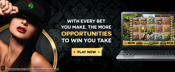 Play for real money and win every spin!