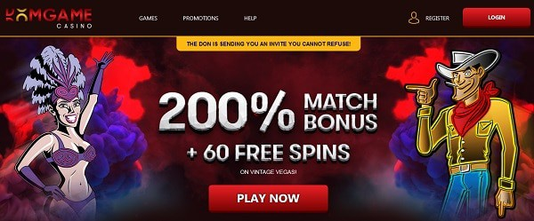 200% bonus on Rival Casino Games