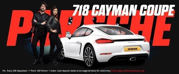 Win Porsche!
