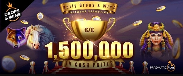 Win up to 1,500,000 EUR every day!