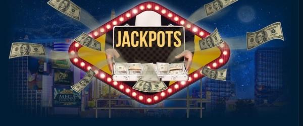 Dream Vegas Casinon jackpot games