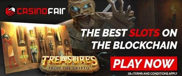 CasinoFair 20,000 FUN free bonus