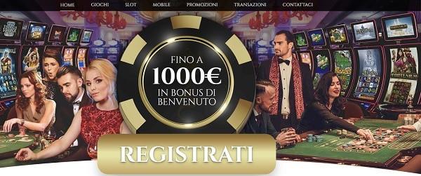 1.000 euro gratis online casino italia