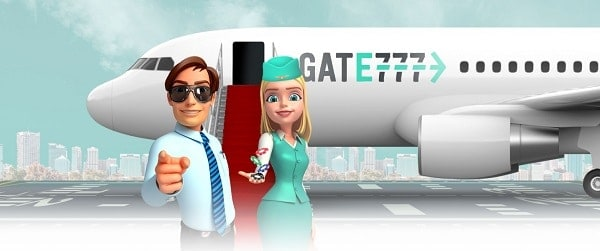 Gate777 Casino welcome bonus