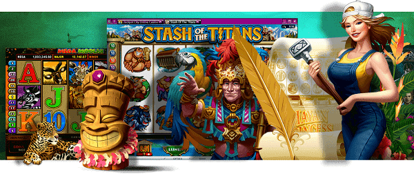 Best NetEnt and Microgaming games in online casino