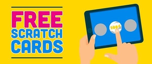 Scratch Tickets Free Bonuses