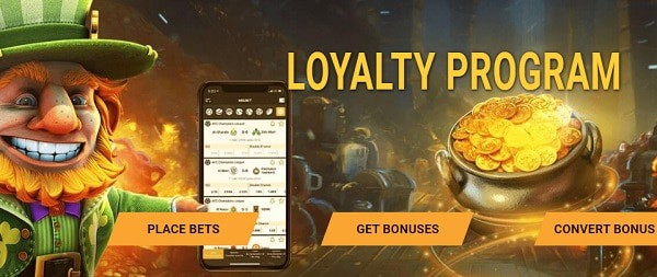 Loyalty Program for active customers