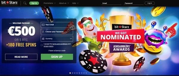BitStarz no deposit bonus