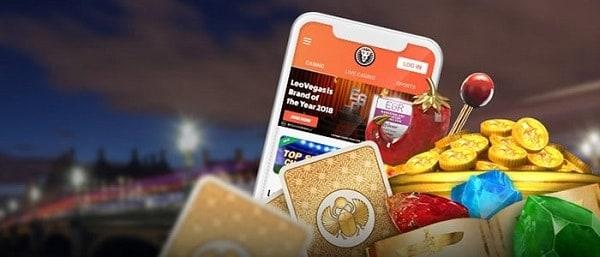 LeoVegas Casino Mobile - King of Slots