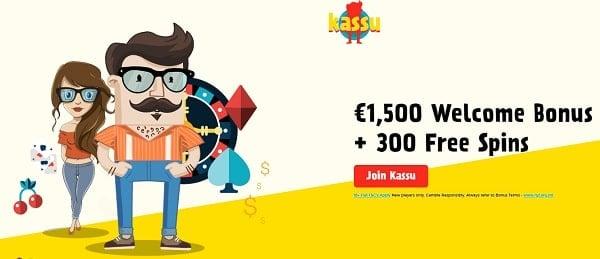 1500 EUR and 300 free spins bonus