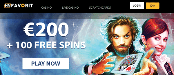 100% welcome bonus and 100 gratis spins on NetEnt slots