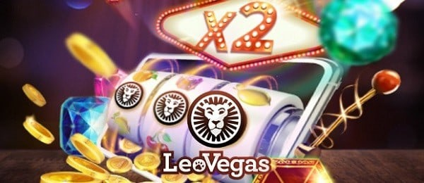 LeoVegas Casino jackpot games