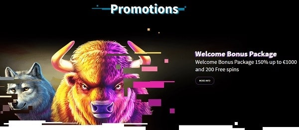 Excellent Bonuses and Promotions