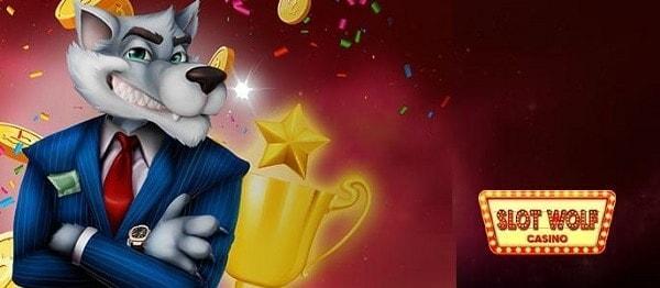 Slotwolf Casino Free Spins and No Deposit Bonus