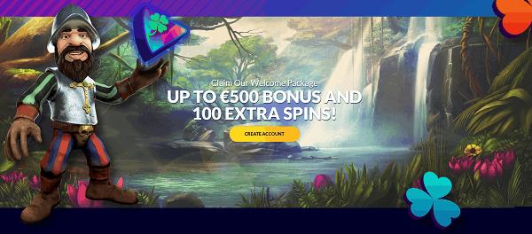Welcome Bonus On 1st Deposit