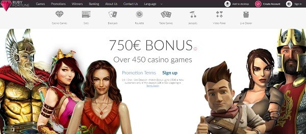 Get 750 EUR and 20 Free Spins on registration! No Deposit Needed!