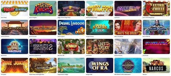 Best slots and progressive jackpots under one roof!