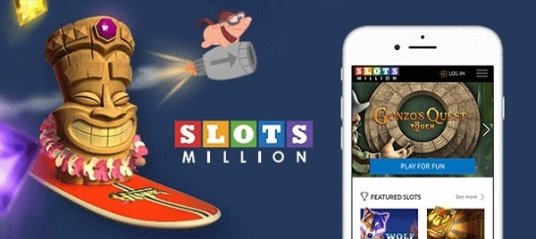 Slots Million Casino Online and Mobile