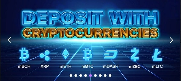 Rich Prize Casino with Cryptocurrencies