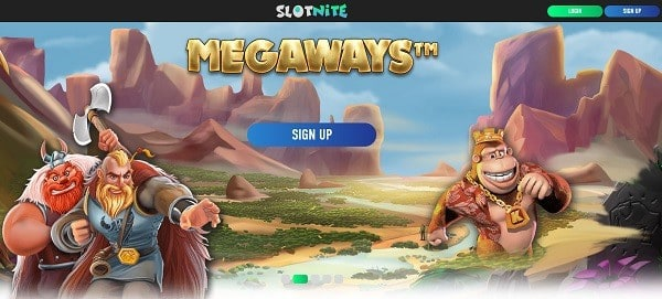 Sign up bonus for new players
