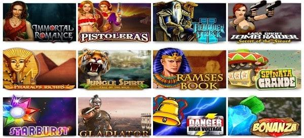 CasinoSecret.com free games
