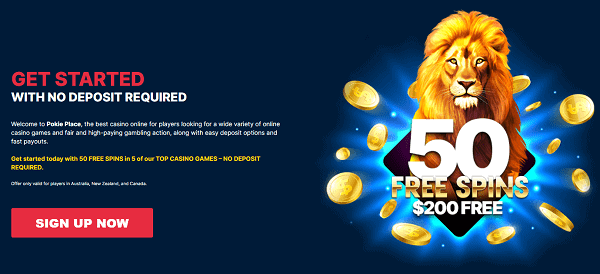 50 free spins and $200 free chip no deposit bonuses