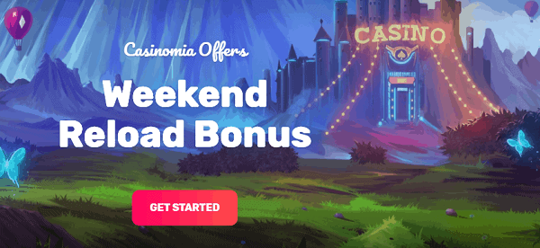 Exclusive Bonuses, Free Spins and Promotions!