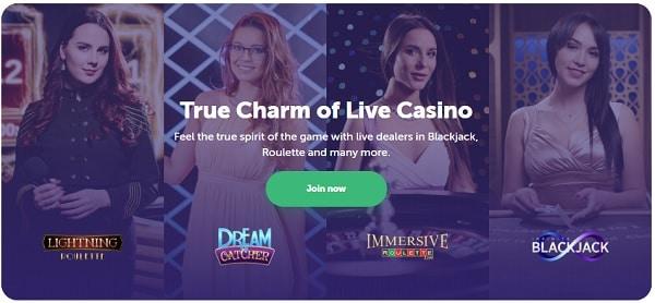TrueFlip.io Live Dealer